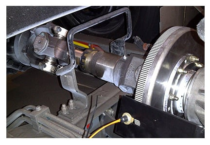 driveline-damper-validation